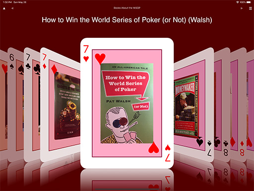 How to Win the WSOP book